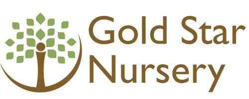 Logo Gold Star Nursery