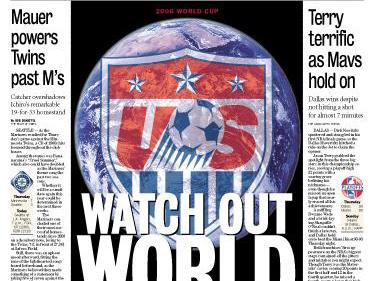 Sports — June 9, 2006