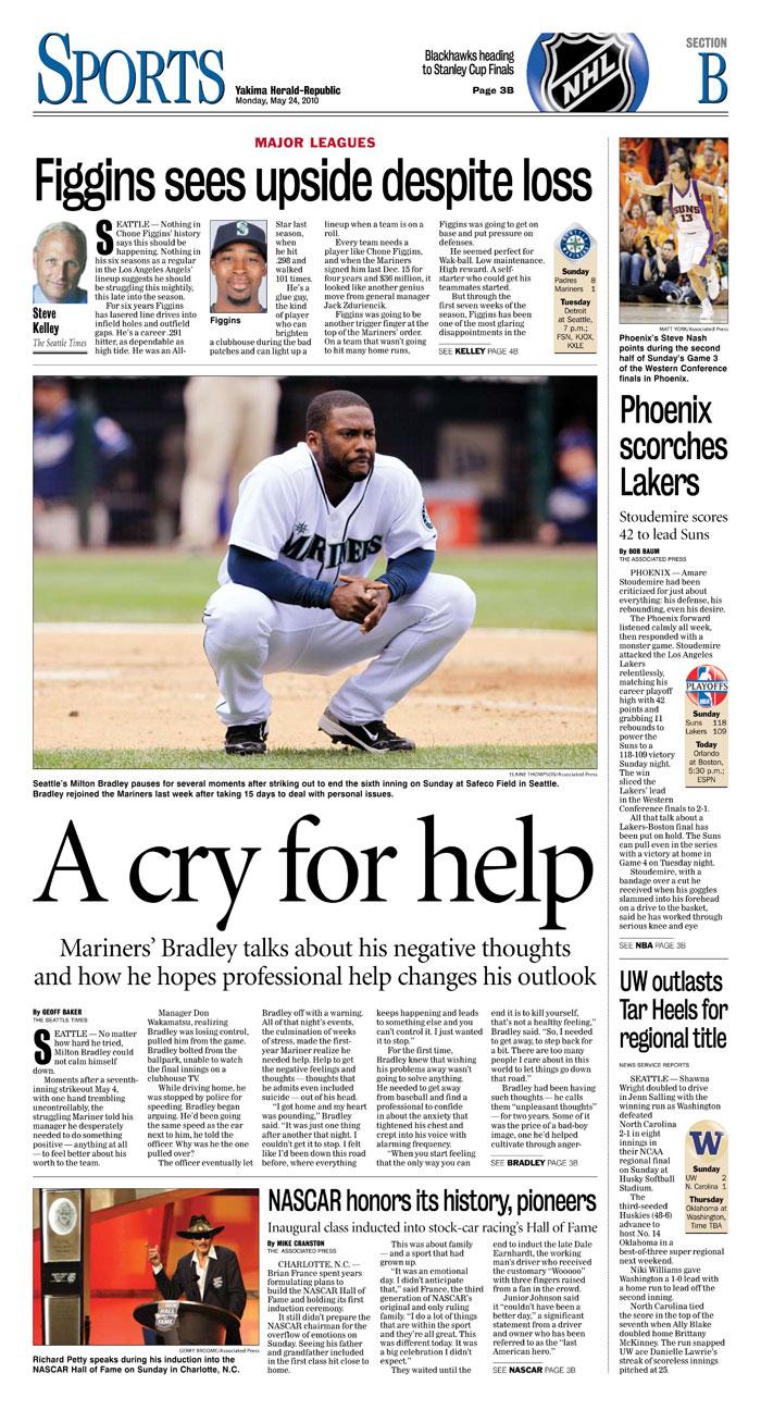 Sports — May 24, 2010