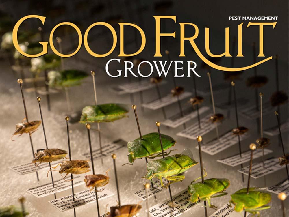 Good Fruit Grower: March 1, 2017 Cover