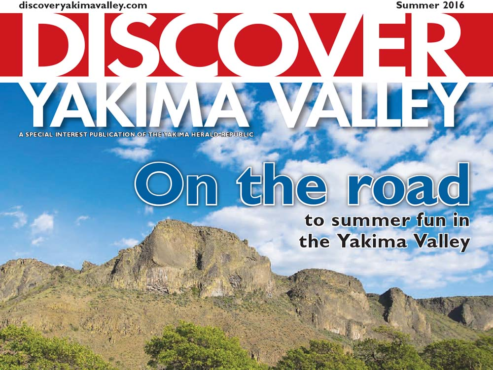 Discover Yakima Valley: 2016
